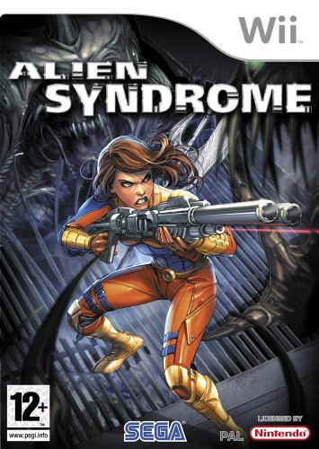 Alien Syndrome (nintendo Wii)