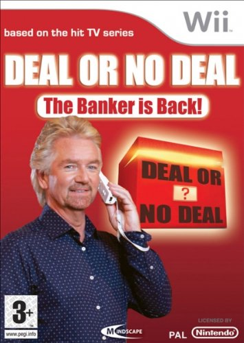 Deal Or No Deal: The Banker Is Back (nintendo Wii)