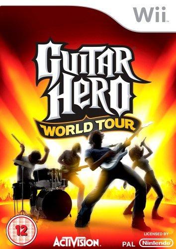 Guitar Hero World Tour (nintendo Wii)