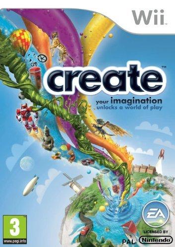 Ea Create (nintendo Wii)