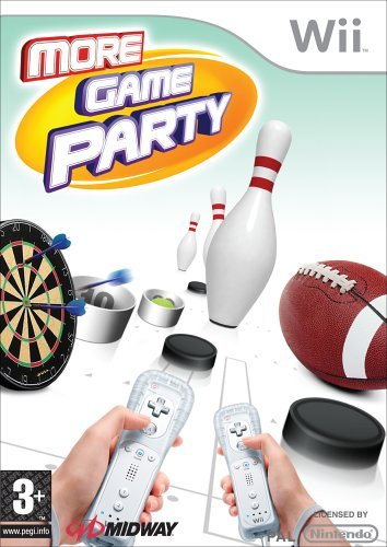 More Game Party (nintendo Wii)