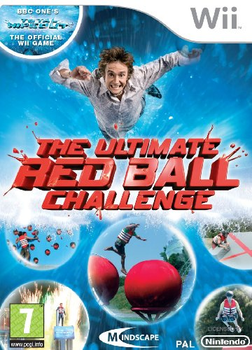 The Ultimate Red Ball Challenge - Bbc's Total Wipeout (nintendo Wii)