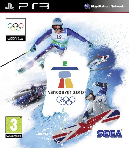 Vancouver 2010 (playstation 3)