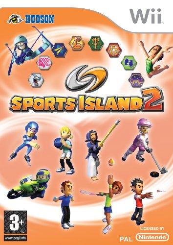 Sports Island 2 (nintendo Wii)