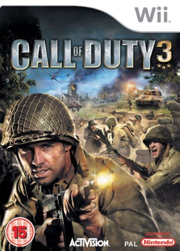 Call Of Duty 3 (nintendo Wii)