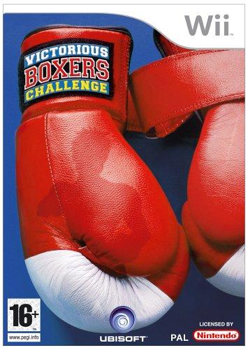 Victorious Boxers Challenge (nintendo Wii)
