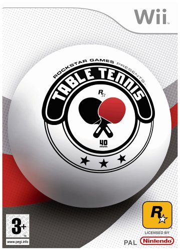Table Tennis (nintendo Wii)