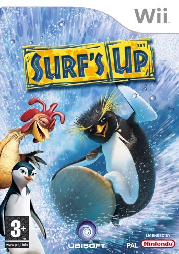 Surf's Up (nintendo Wii)