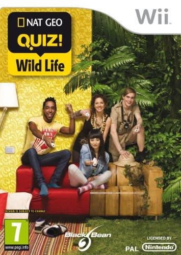 Nat Geo Quiz: Wild Life (nintendo Wii)