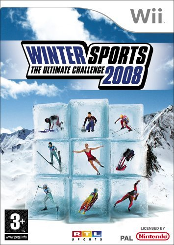 Winter Sports The Ultimate Challenge 2008 (nintendo Wii)