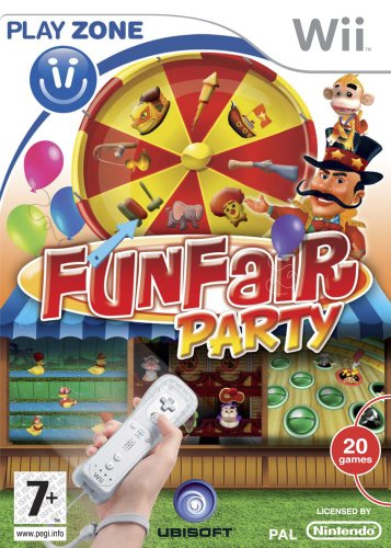 Funfair Party (nintendo Wii)