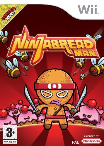 Ninja Bread Man (nintendo Wii)