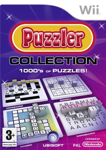Puzzler Collection (nintendo Wii)