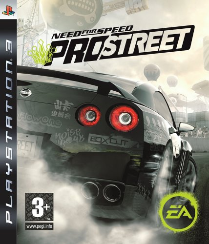 Need For Speed: Pro Street (playstation 3)