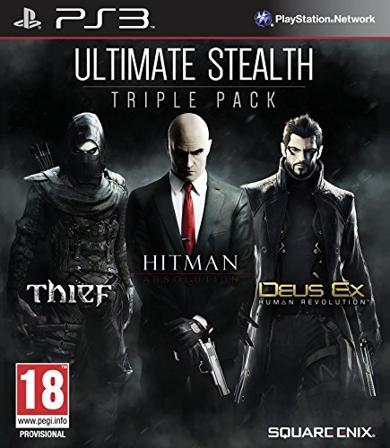 Ultimate Stealth Triple Pack (playstation 3)