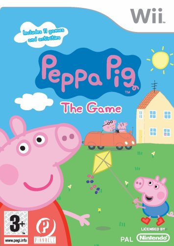 Peppa Pig: The Game (nintendo Wii)