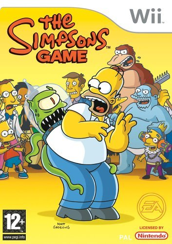 The Simpsons (nintendo Wii)