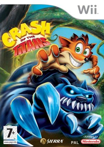 Crash Of The Titans (nintendo Wii)