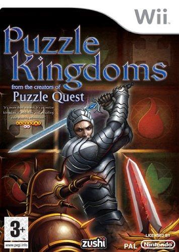 Puzzle Kingdoms (nintendo Wii)
