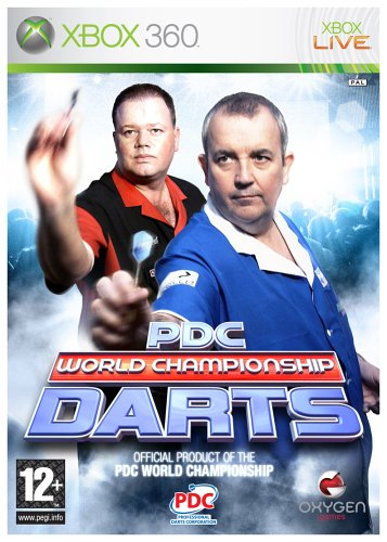 Pdc World Championship Darts 2008 (xbox 360)