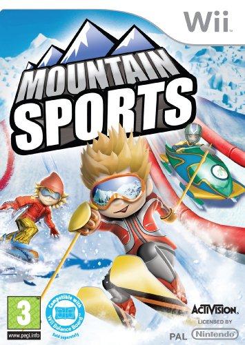 Mountains Sports (nintendo Wii)