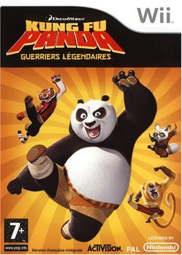 Kung Fu Panda - Legendary Warrior (nintendo Wii)