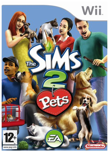 The Sims 2: Pets (nintendo Wii)