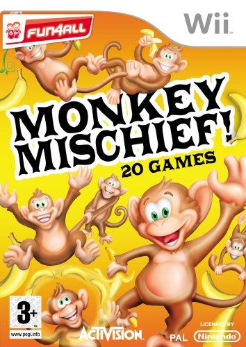 Monkey Mischief (nintendo Wii)