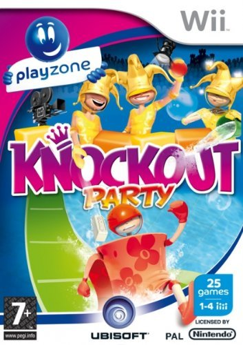 Knockout Party (nintendo Wii)