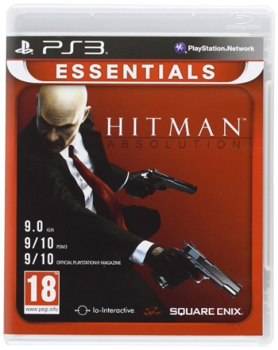 Hitman Absolution: Playstation 3 Essentials (playstation 3)
