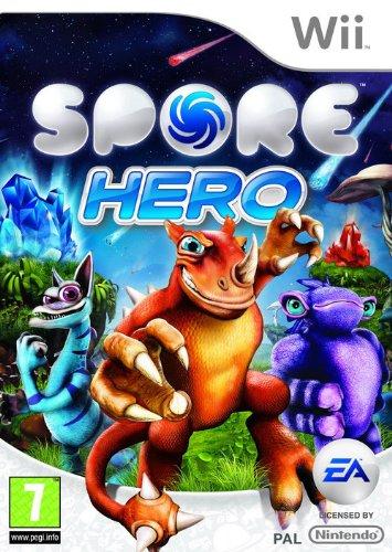 Spore Hero (nintendo Wii)