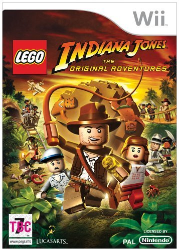 Lego Indiana Jones (nintendo Wii)