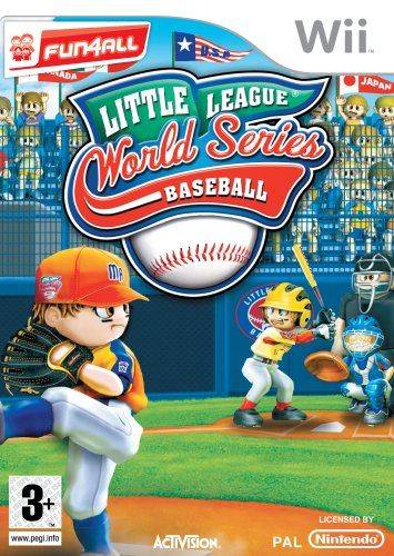 Little League World Series Baseball 2008 (nintendo Wii)