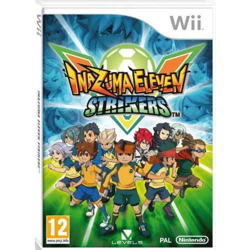 Inazuma Eleven Strikers (nintendo Wii)