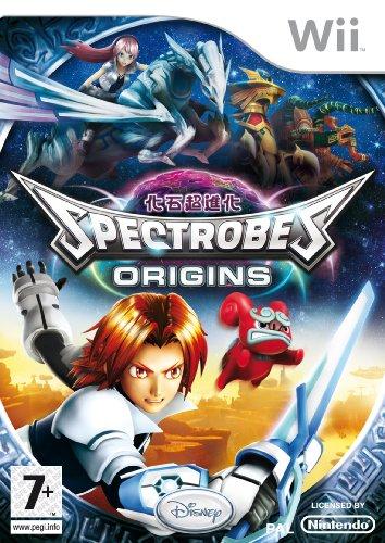 Spectrobes: Origins (nintendo Wii)