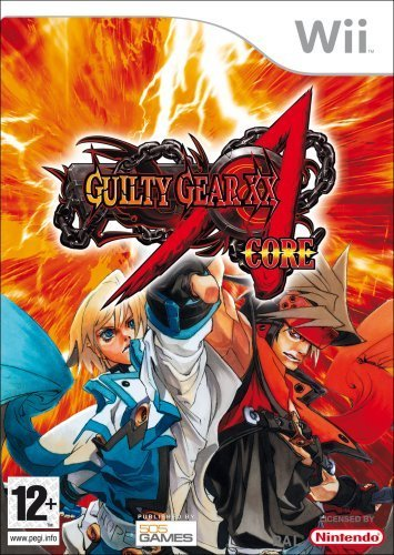 Guilty Gear Core (nintendo Wii) (nintendo Wii)