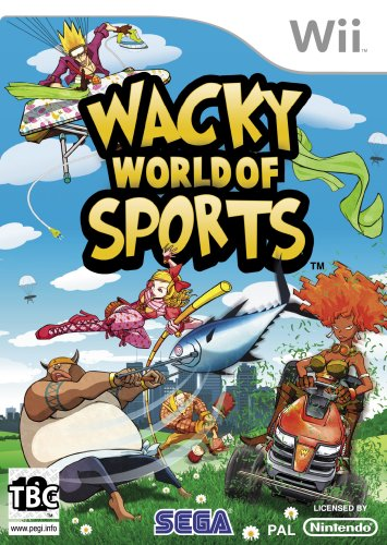 Wacky World Of Sports (nintendo Wii)