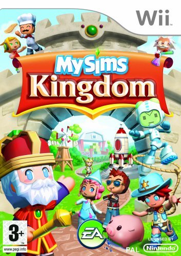 Mysims: Kingdom (wii)