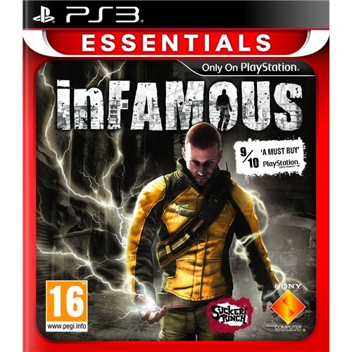 Infamous: Playstation 3 Essentials (playstation 3)