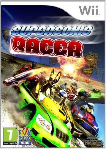 Supersonic Racer (nintendo Wii) (nintendo Wii)