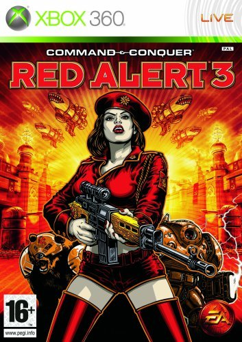 Command And Conquer: Red Alert 3 (xbox 360)