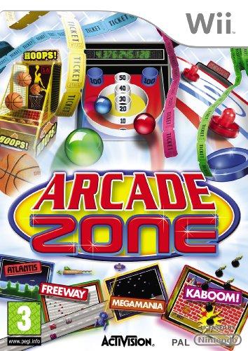 Arcade Zone (nintendo Wii)