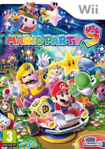 Mario Party 9 (nintendo Wii)