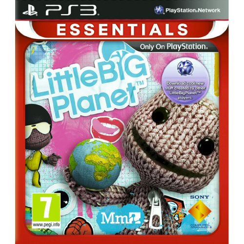 Littlebigplanet: Playstation 3 Essentials (playstation 3)